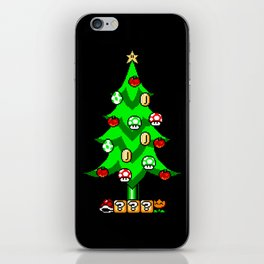 Xmas Games iPhone Skin