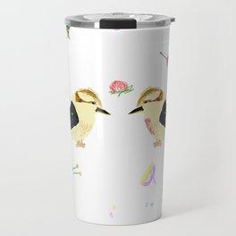 Kooky Kookaburra Travel Mug