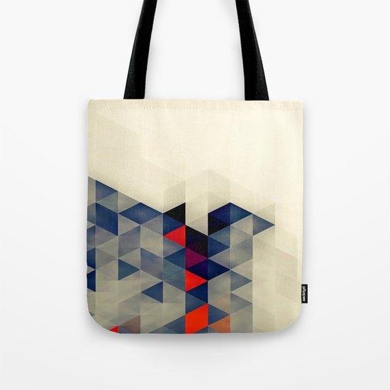 Geometric XQ Tote Bag