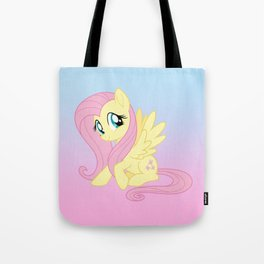 g4 my little pony Fluttershy Tote Bag