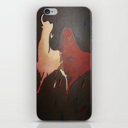 Two Fighting Bulls iPhone Skin