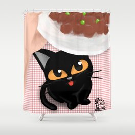Look delicious Shower Curtain