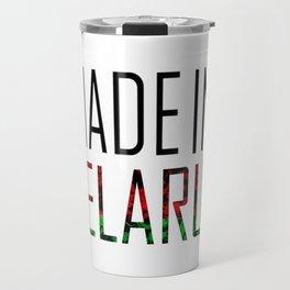 Made In Belarus Travel Mug