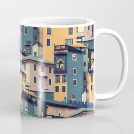 Night Castles (Pattern) Coffee Mug
