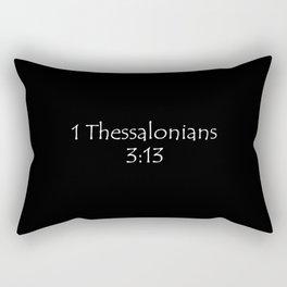Thessalonians 3:13 Rectangular Pillow