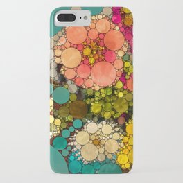Perky Flowers! iPhone Case