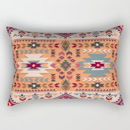 Navajo Design Rectangular Pillow