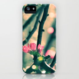 Early Spring Affaire iPhone Case