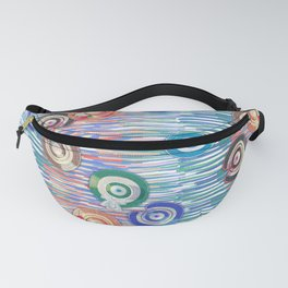 Sun Hats Pattern | Multi Fanny Pack