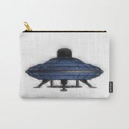 Retro UFO Carry-All Pouch