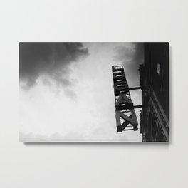 Logan Metal Print
