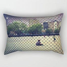 Concrete Jungle Rectangular Pillow