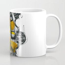 Chronomat Black Steel Coffee Mug