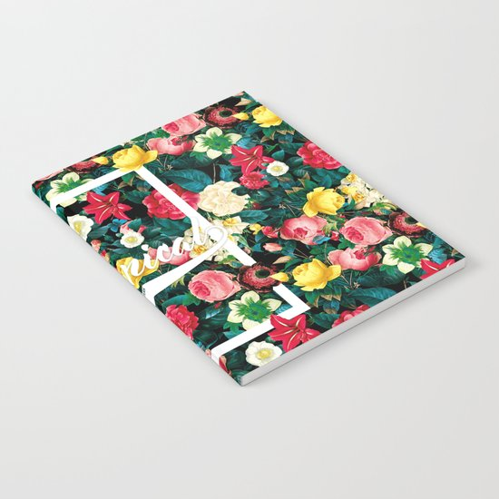 Botanical Floral 2016 Notebook