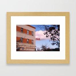 Imperial Hotel Framed Art Print
