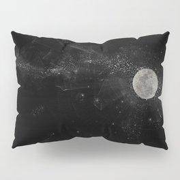 Moon dust Pillow Sham