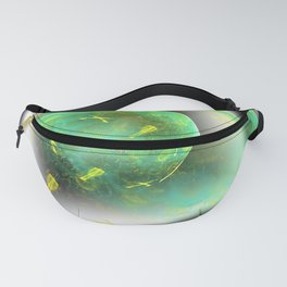 Hieroglyphs in space Fanny Pack