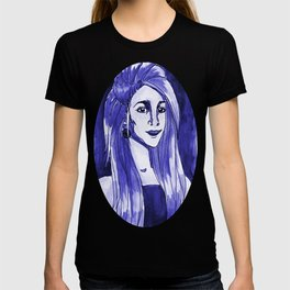 Purple Woman T-shirt