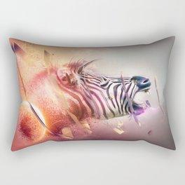 The Transmission Rectangular Pillow