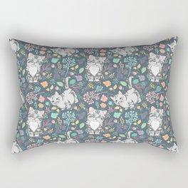 Cute Kittens Rectangular Pillow