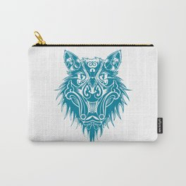 Marcel the cat wolf Carry-All Pouch