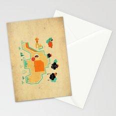 Elephant Playground Stationery Cards