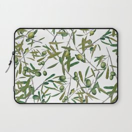 olive pattern Laptop Sleeve