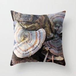 Mushrooms 1 Throw Pillow