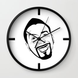 The amused Koksmann Wall Clock