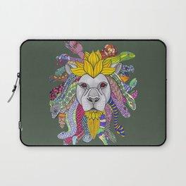Medusa Lioness Laptop Sleeve