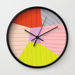 Blok Wall Clock
