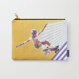 Shred like a Girl Carry-All Pouch