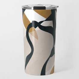 Abstract Shapes 35 Travel Mug