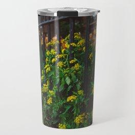 Brooklyn Blooms II Travel Mug
