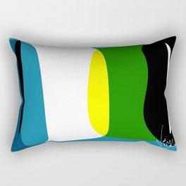 BIG STONES Rectangular Pillow
