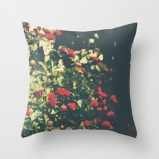 Summer Roses Series  - I -   Throw Pillow