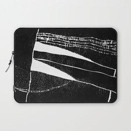 Black Horizon Laptop Sleeve