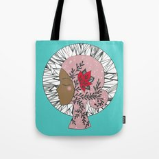 Goddess Mandala Tote Bag