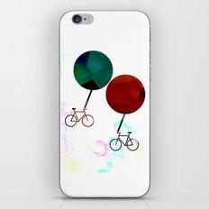 Travel in life iPhone & iPod Skin