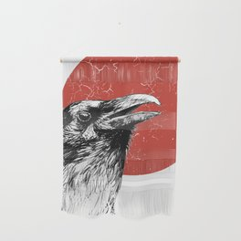 The Raven Wall Hanging