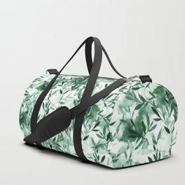 Changes Hunter Green Duffle Bag