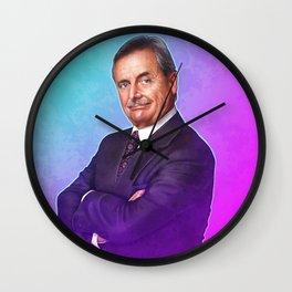 George Feeny Wall Clock