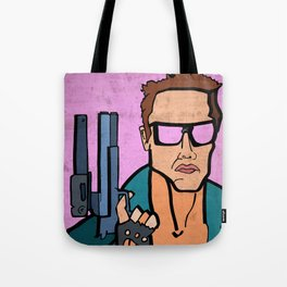 Come with Me If You Want to Lift Tote Bag
