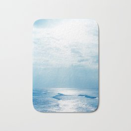 Hookipa Beach Blue Sensation Bath Mat