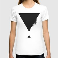 triangle T-shirts featuring Triangle by SUBLIMENATION