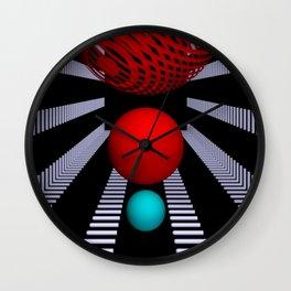 opart -72- Wall Clock