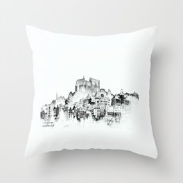City Marburg Throw Pillow