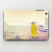 breaking bad iPad Cases featuring Breaking Bad by PIXERS