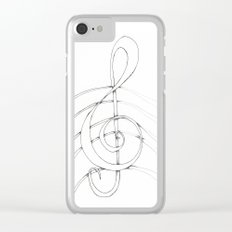 Clef Point Clear iPhone Case