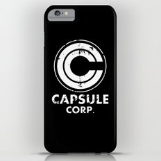 Capsule Corp Vintage white Slim Case iPhone 6 Plus